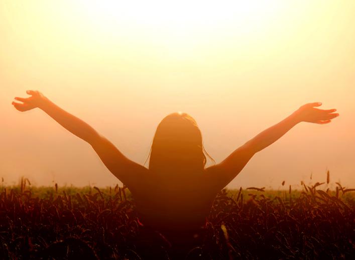 Contro la depressione, imparare ad amare se stessi e ad amare i rischi della vita